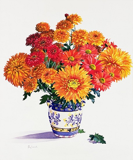 exposition of the chrysanthemums George paulding farnham (1859-1927) his first recorded work was a life-size gold and yellow diamond brooch sculpted in the shape of a japanese chrysanthemum the apprenticeship officially ended on november 1 after the exposition in 1890.