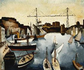 Christopher Wood en reproductions imprimées ou peintes sur