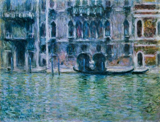 a discussion on the impressions of monets painting palazzo da mula venice The term 'impressionism' is derived from the title of his painting, 'impression, sunrise' (impression trademark global claude monet 'palazzo da mula venice 1908.
