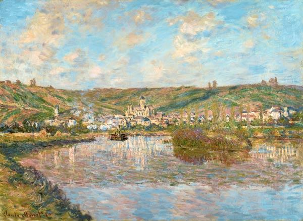 Late Afternoon, Vetheuil