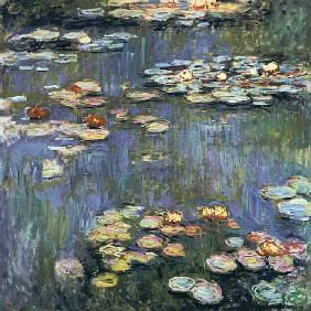 Water Lilies Giverny #4 1916