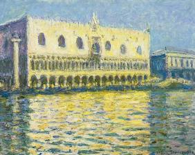 The Ducal Palace, Venice