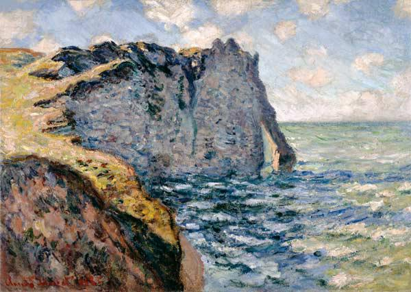 The Cliff of Aval, Etrétat