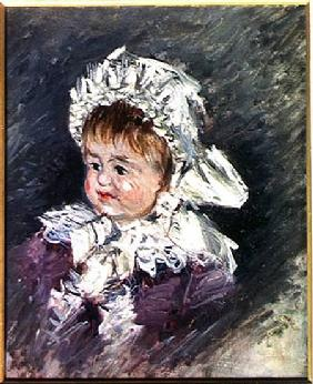 Michel Monet (1878-1966) as a Baby
