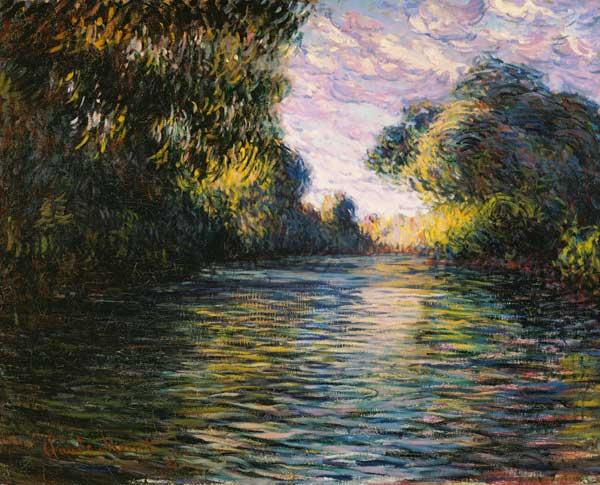 Morning on the Seine