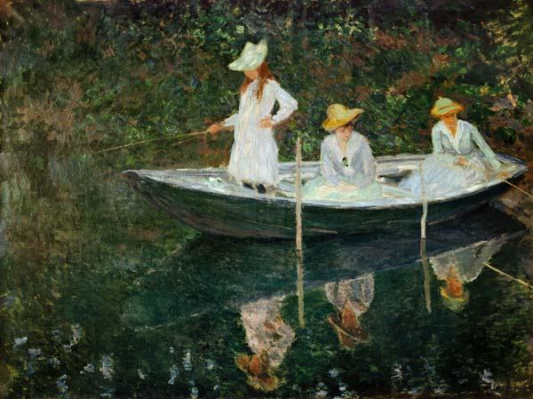 Aimez-vous la peinture impressionniste Thm_the-boat-at-giverny