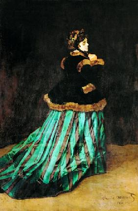 Camille, or The Woman in the Green Dress