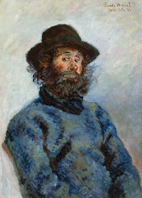 Poly, Fisherman at Belle-Ile