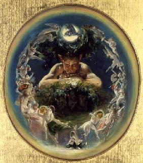 Faun and the Fairies