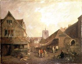 Old Fishmarket, Norwich