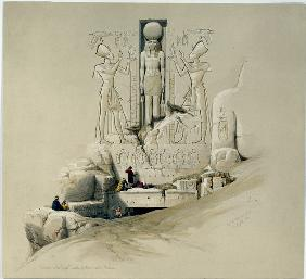 Abu Simbel, Great Rock Temple , D.Roberts