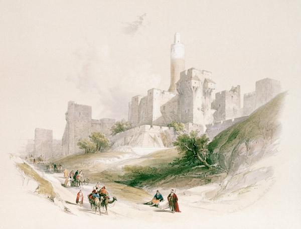 Jerusalem , Tower of David