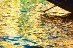 Golden Waters, Venice