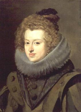 The Infanta Maria of Austria (1606-46) Queen of Hungary