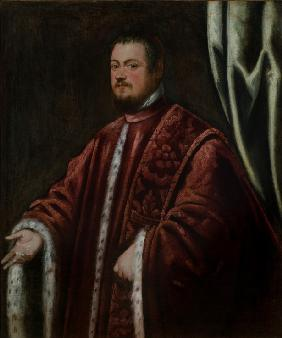Portrait of Nicolò da Ponte