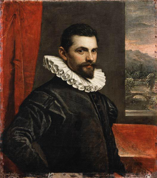 Portrait of the artist Francesco Bassano (1549-1592)