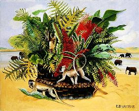 Jungle Still Life