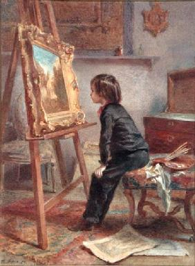 The Young Connoisseur