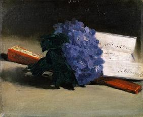 Manet, Edouard : Bouquet of Violets