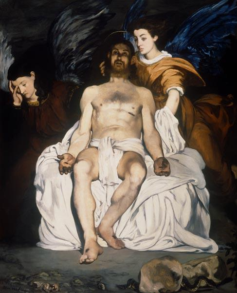 Manet, Edouard : Manet / Dead Christ and An...