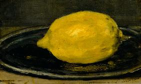Manet, Edouard : The Lemon