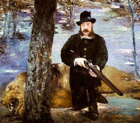 Manet, Edouard : Pertuiset, Lion Hunter