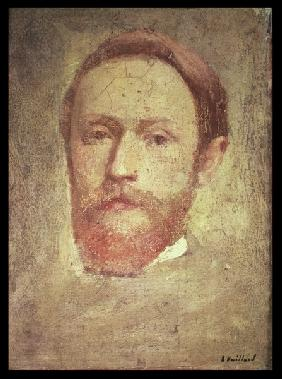 Self Portrait, c.1889 (oil on canvas)