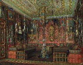 Turkish Room in the Catherine Palace in Tsarskoye Selo