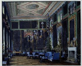 The Chinese room of the Great Palace in Tsarskoye Selo