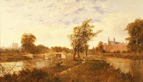 Eton: from the Thames