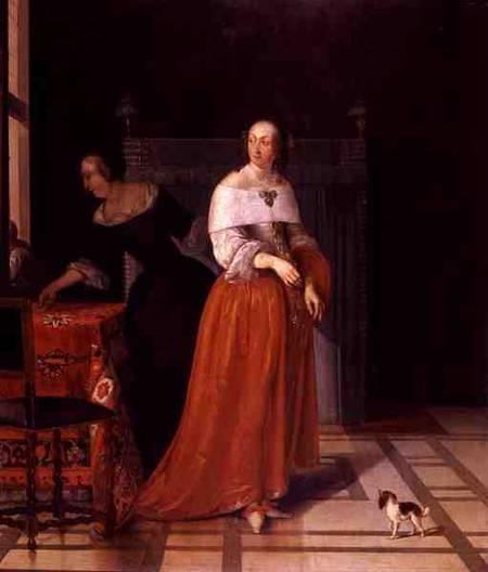 portrait de mario varvogli reproductions de tableaux avec repro reproductions. Black Bedroom Furniture Sets. Home Design Ideas