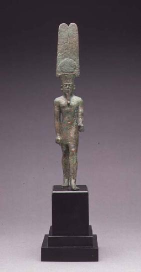 Figure of the god Amon-Re