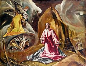 Agony in the Garden of Gethsemane, c.1590''s