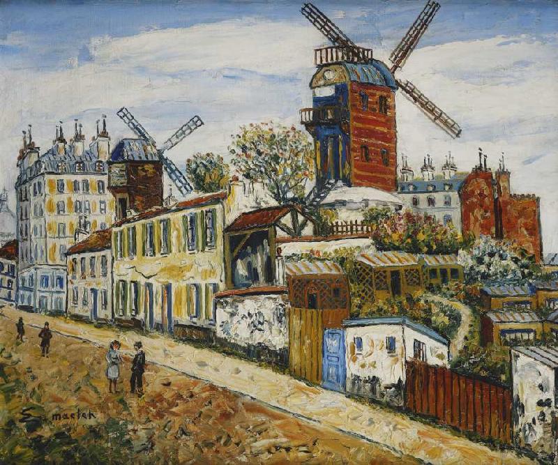 Elise maclet en reproductions imprimes ou peintes sur - Magasin reproduction tableau paris ...
