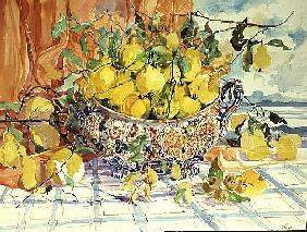 Tureen of Quinces