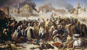 Taking of Jerusalem by the Crusaders, 15th July 1099