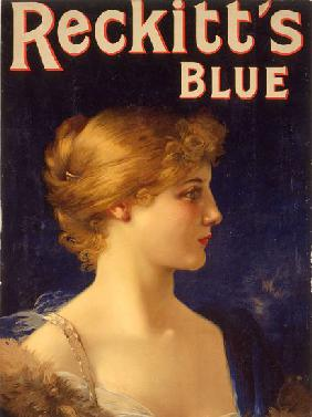 Advertisement for 'Reckitts Blue' carbolic soap