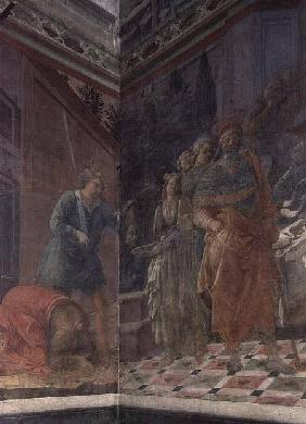 The Beheading of St. John the Baptist (fresco)