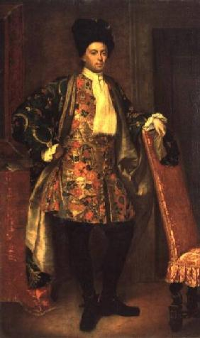 Portrait of Count Giovanni Battista Vailetti