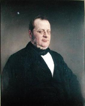 Count Camillo Cavour (1810-61)