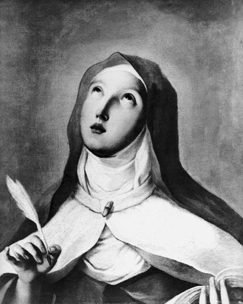 St. Theresa of Avila (1515-82)