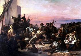 Slaves on the West Coast of Africa
