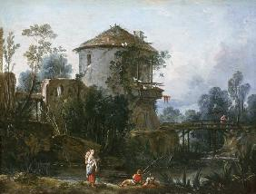 Boucher, Fran�ois : The Old Dovecote