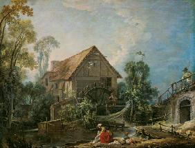 Boucher, Fran�ois : The Mill
