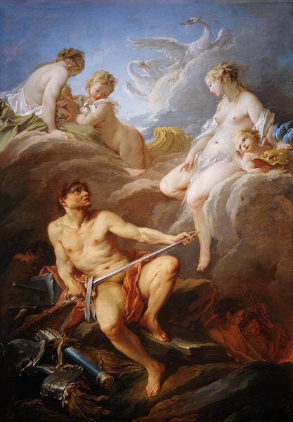 Boucher, Fran�ois : Venus Asking Vulcan for th...