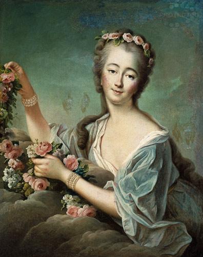 Le conservatoire du portrait du dix huitieme siecle - CPDHS Portrait_of_the_coutess