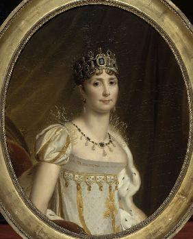 Joséphine de Beauharnais, the first wife of Napoléon Bonaparte (1763-1814)