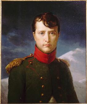 Portrait of Napoleon Bonaparte as First Consul