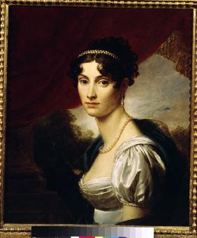 Portrait of Countess Maria Vasilyevna Kochubey (1779-1844)
