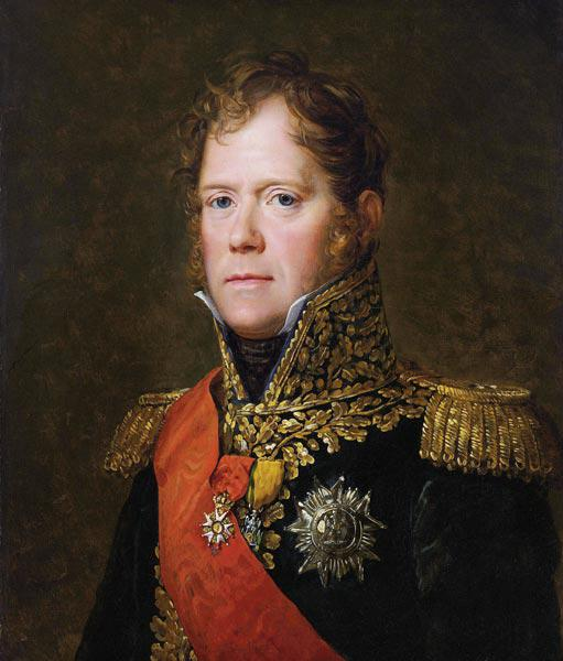 Portrait of Marshal Michel Ney (1769-1815)